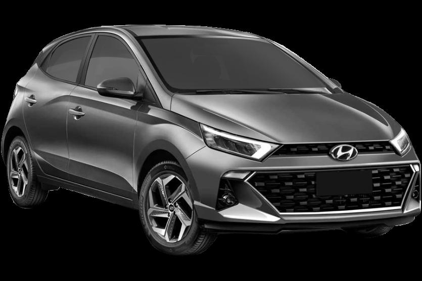 Hyundai Hb 20 1.0