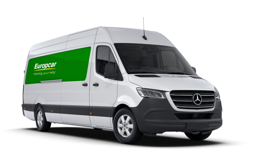 Location utilitaire Europcar Parthenay 14m3 CRAFTER 2.0 TDI140CH