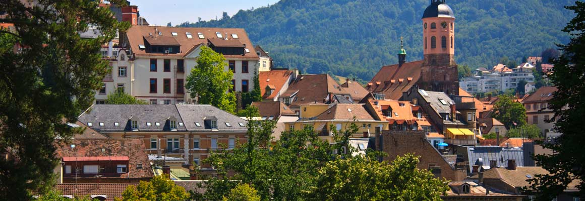 Car Rental In Baden Baden