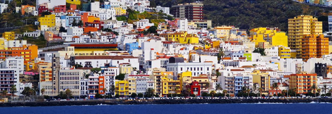 Alquiler de coches la palma islas canarias aeropuerto for Oficinas europcar madrid