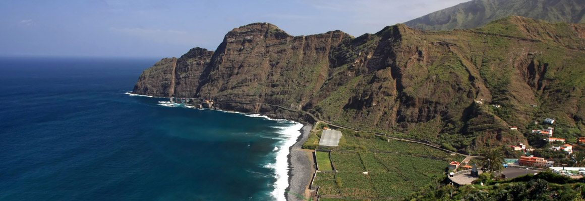 La Gomera Spain  City new picture : La Gomera Playa Santiago Car hire