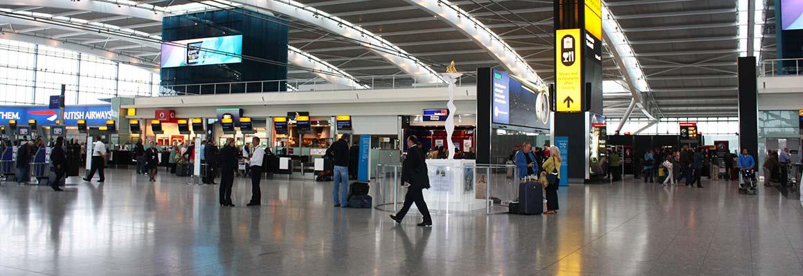 Aeroporto Heathrow Londra : Noleggio auto londra heathrow aeroporto
